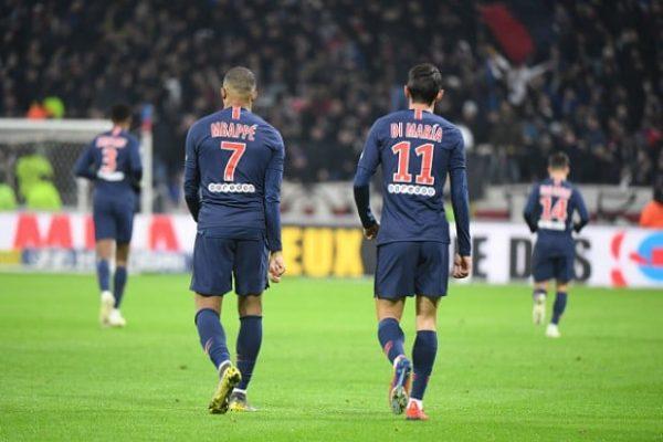 Di Maria believes Mbappe will stay at Paris Saint-Germain