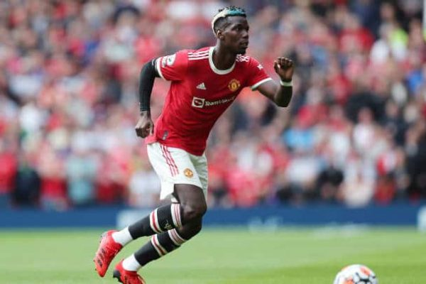 Solskjaer hopes fans will help Pogba extend his contract.