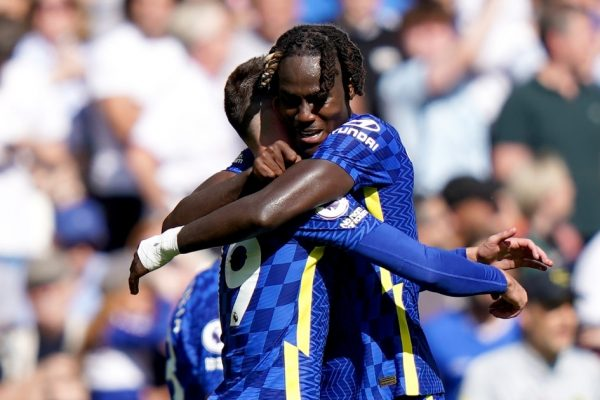 Chalobah delighted after scoring for Chelsea
