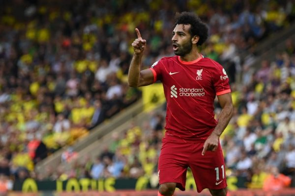 Barnes confident Salah will extend his contract with Liverpool